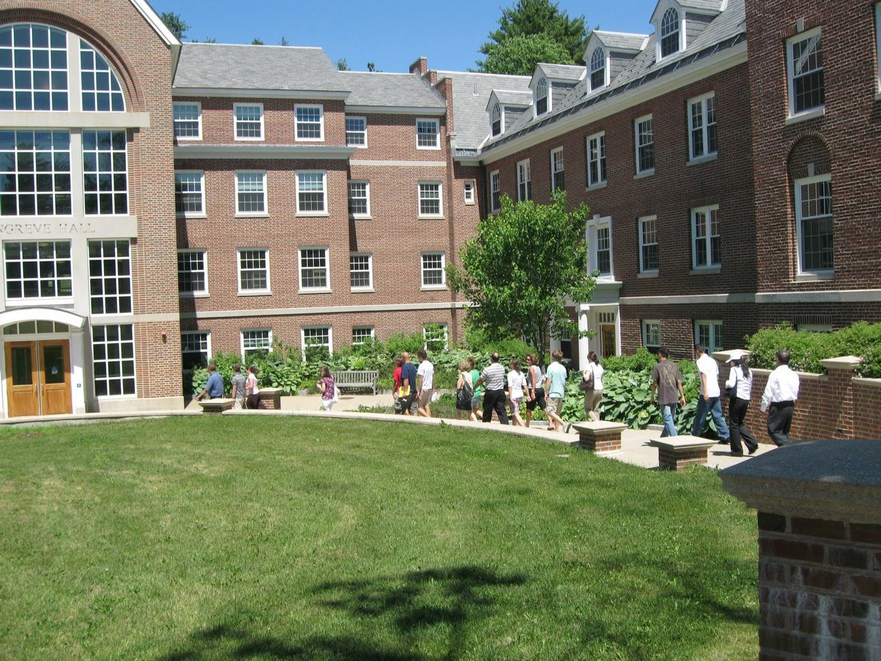 The University Of New Hampshire In Durham Gets Most Of Its Energy