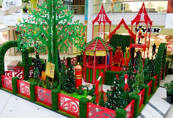 Chas Clarkson Xmas Decorations
