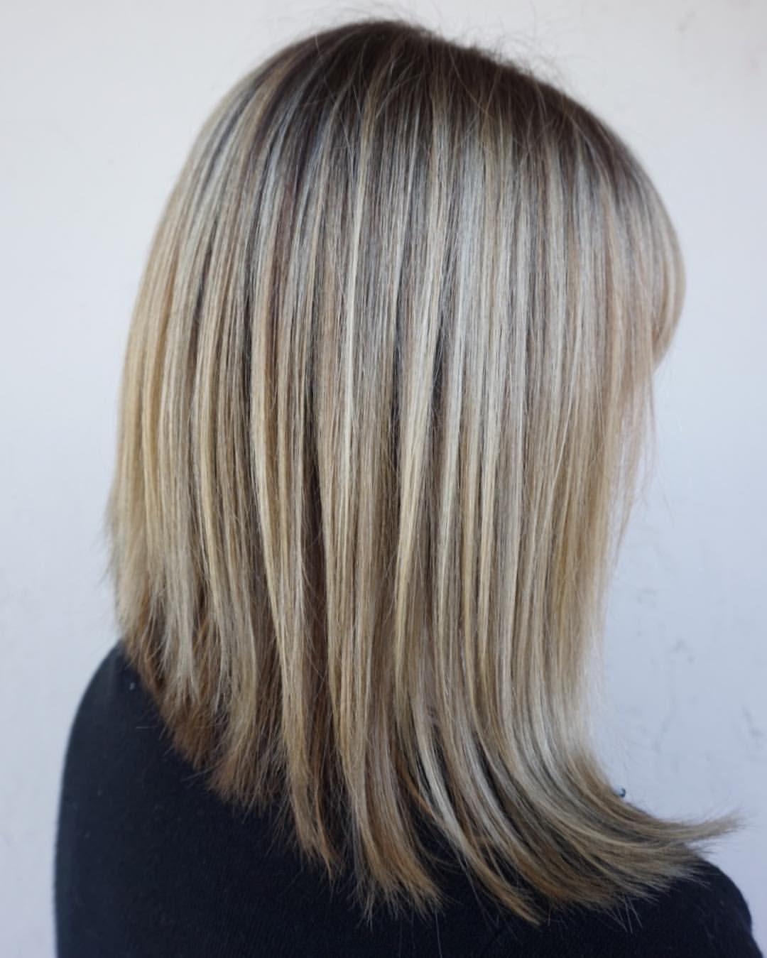 Shadow Root Highlightsblondebobbypin Blonde Bobby Pin