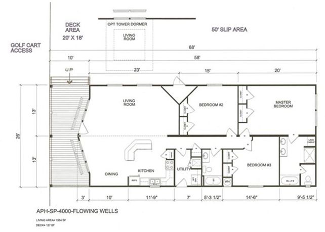 Floor Plan Of Floating Homes For