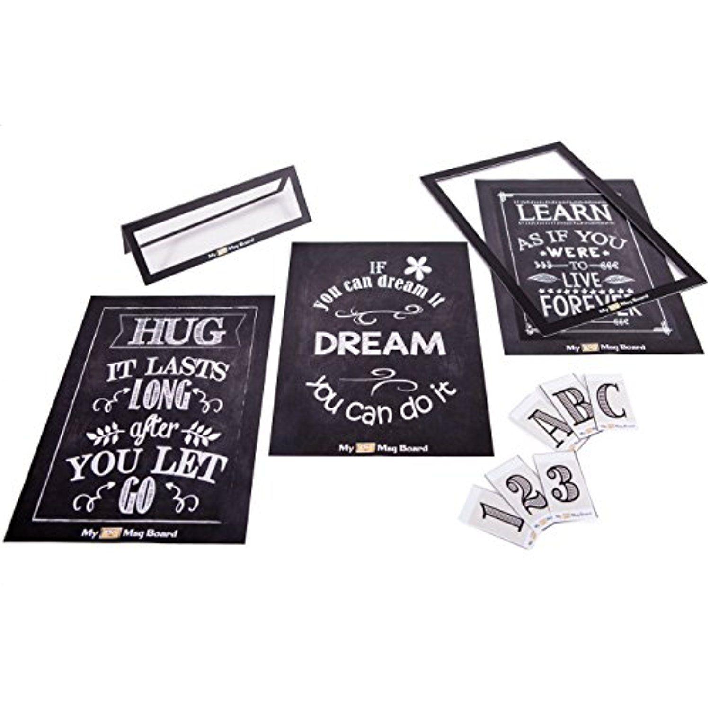 Chalkboard inspiring designs kit, 10 designs,4 premium transfer ...