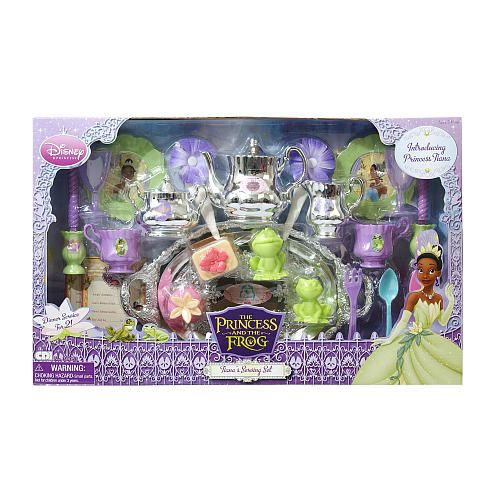 Disney Princess and the Frog Tiana Stationary Set