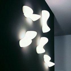 General lighting-Garden lighting-Blob wall luminaire-Foscarini