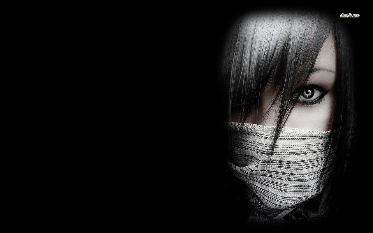 Emo Girls Wallpapers Hd Pictures One Hd Wallpaper Pictures Emo Wallpaper Dark Wallpaper Black Wallpaper