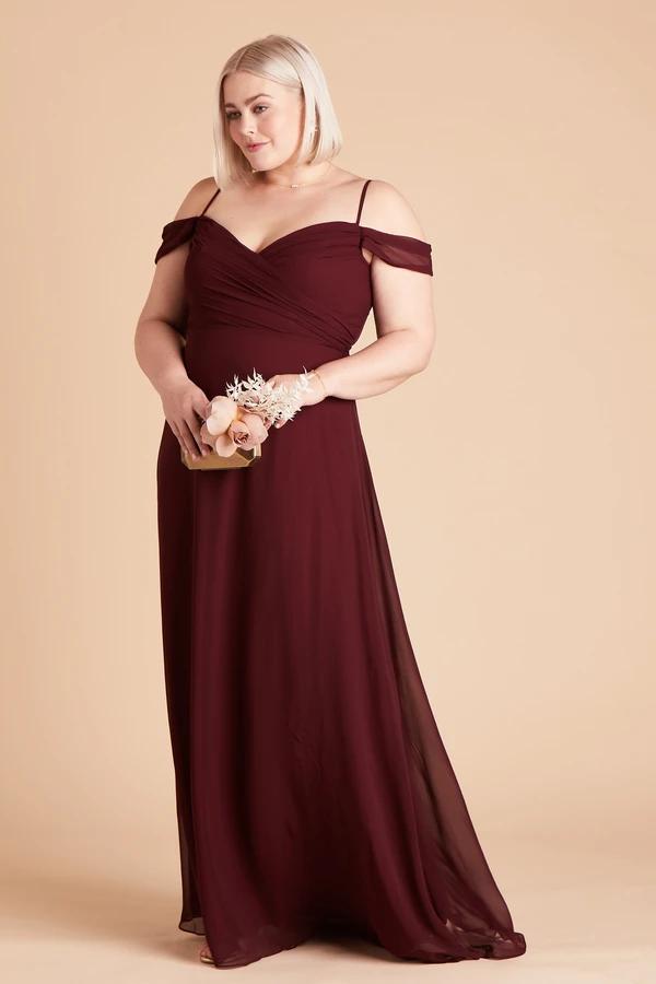 Pin On Burgundy Bridesmaid Dresses