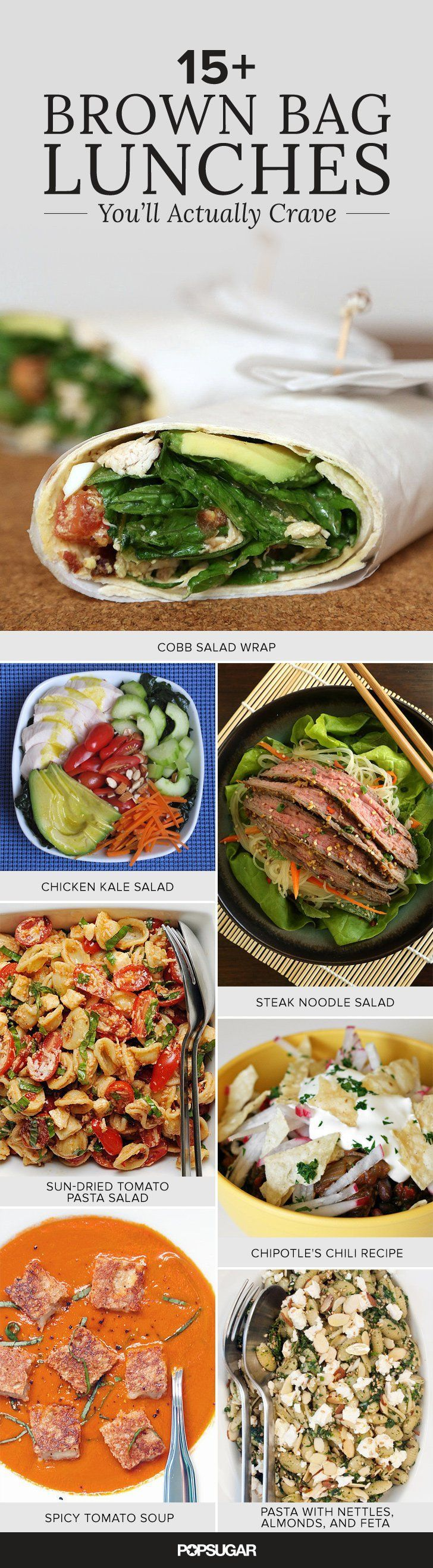 40 good looking lunches to bring to work brown bags lunches and