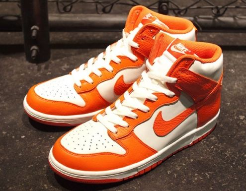 Nike Dunk High. March Madness Pack.  3a28a4f1bef4
