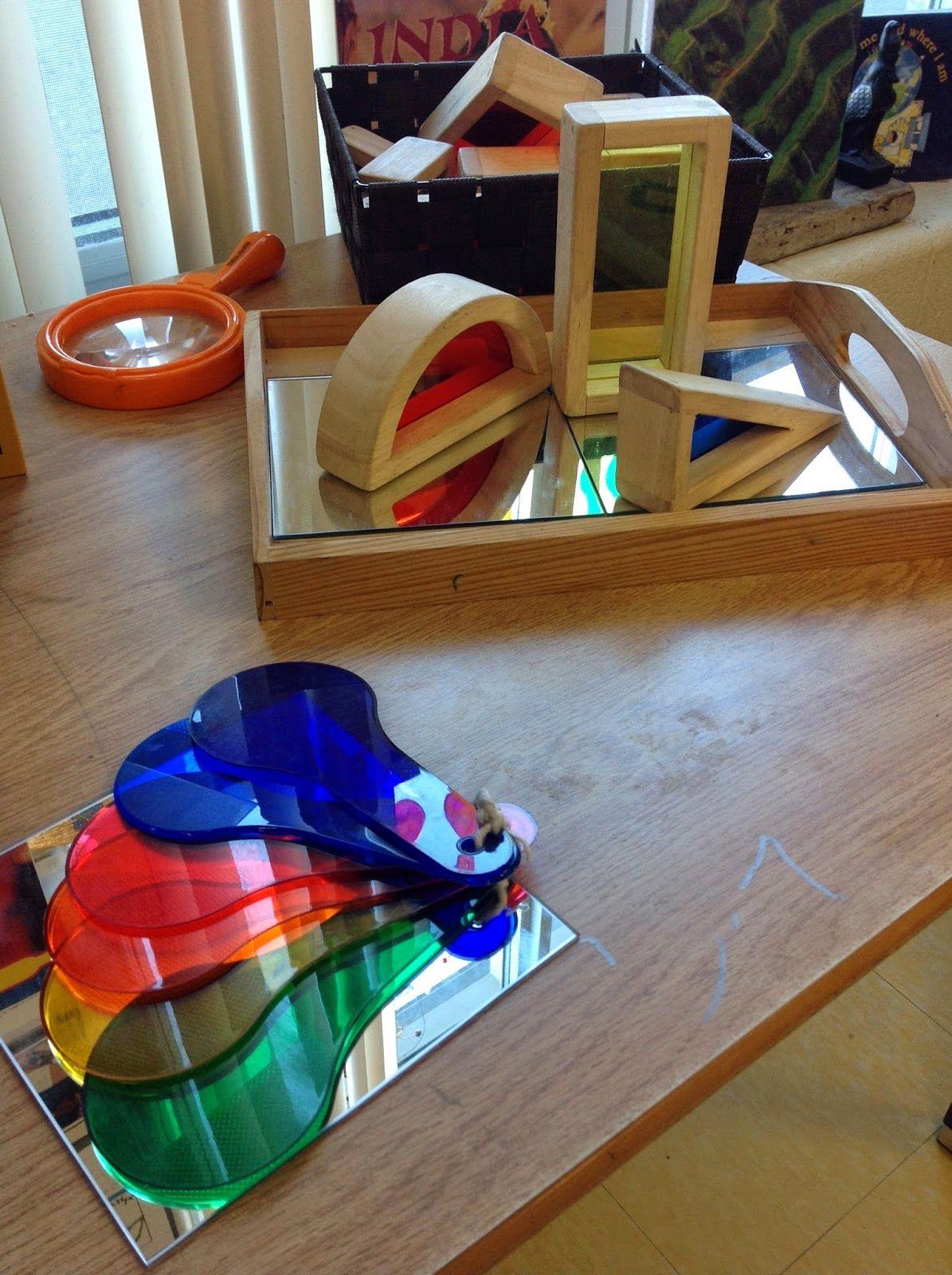 Our Kindergarten Journey How Is A Rainbow Born