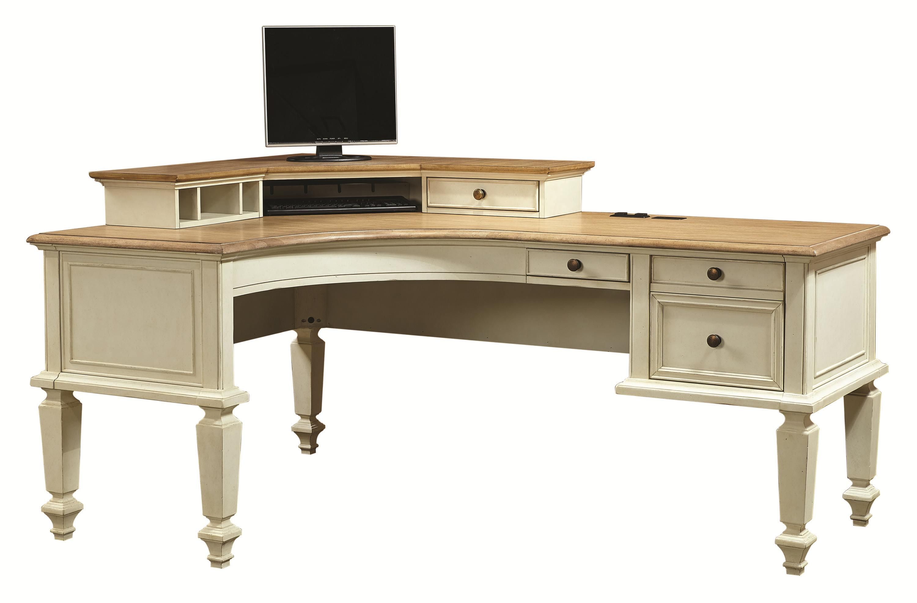 Cottonwood Desk And Hutch By Aspenhome