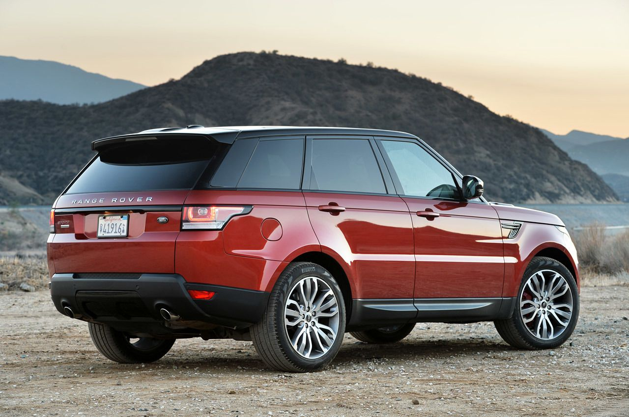 2014 Land Rover Range Rover Sport Supercharged Review Photo Gallery Autoblog Range Rover Range Rover Sport Land Rover