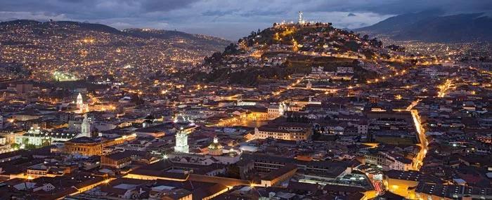 Patrimonio Cultural Y Natural Del Ecuador 17 Ejemplos Foros Ecuador 2019 City Photo Quito Paris Skyline