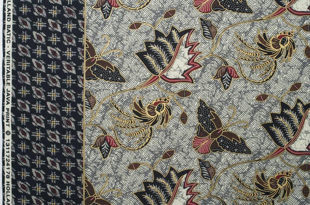 Batik Stof 08 Stoffen Batik Stof