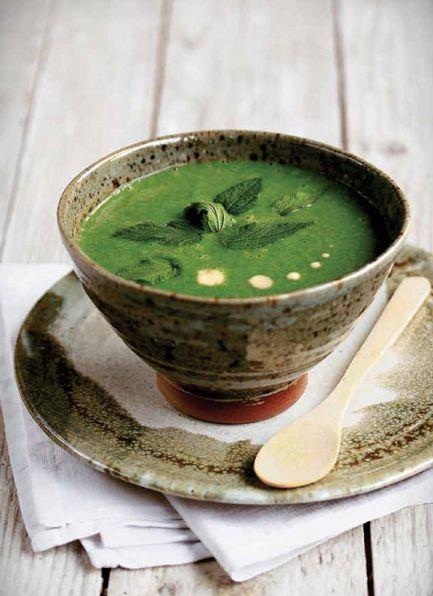 Soupe D Orties Grand Chef : soupe, orties, grand, Épinglé, Miam...