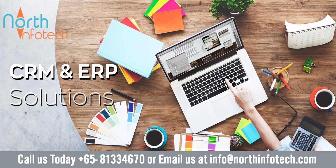 North Infotech is a leading ERP Software Singapore company