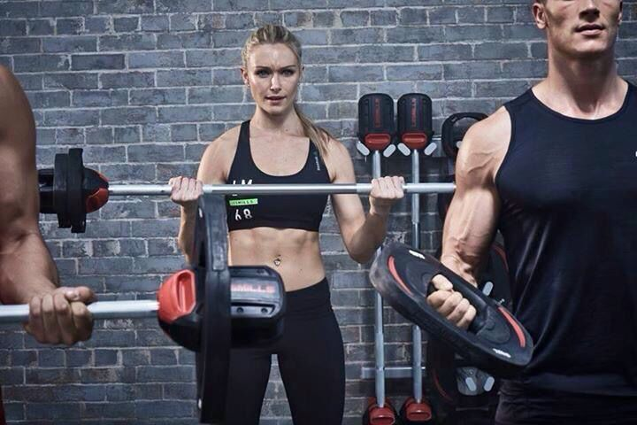 Raise The Bar Body Pump Total Body Workout Fitness Body