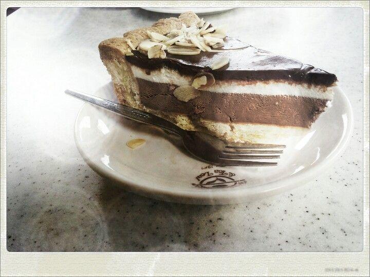 White Chocolate Mousse Coffee Bean Bsp Hq Brunei Darussalam Food White Chocolate Mousse Chocolate