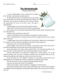 Printables Free Reading Comprehension Worksheets 5th Grade fifth grade reading worksheets hypeelite free comprehension 5th vintagegrn