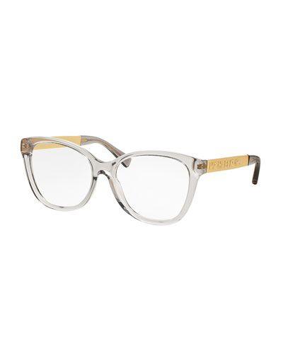 Michael Kors optical frames. Clear, non-optical demo lenses ...