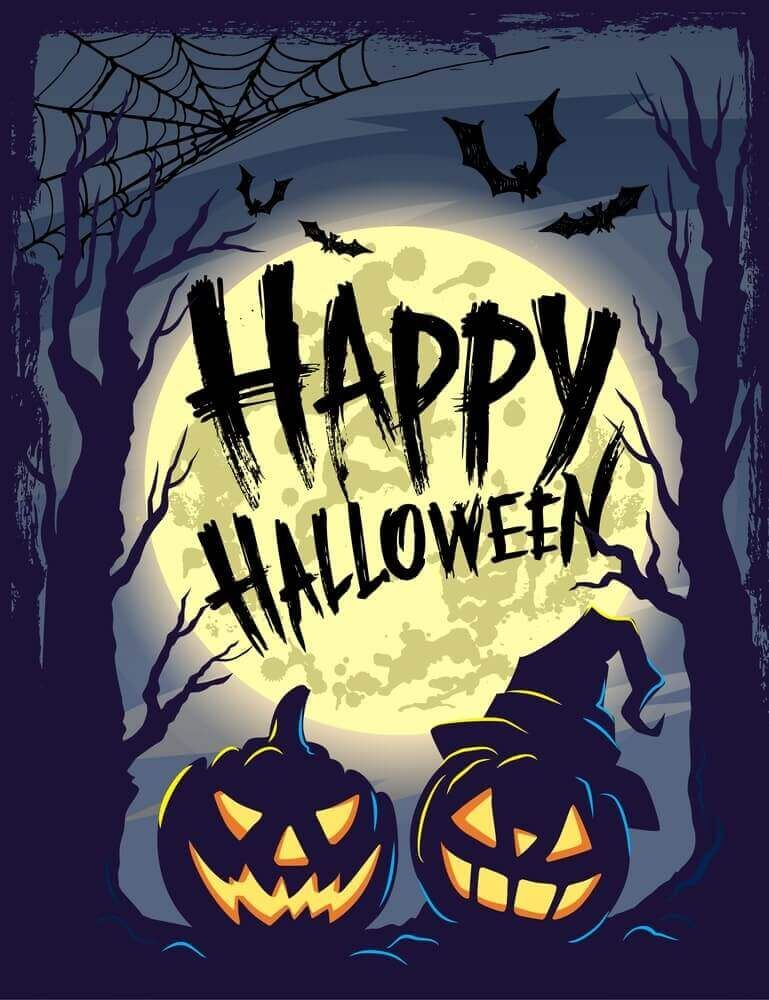 Happy Halloween Pictures Images And Photos For Facebook Happy Halloween Pictures Halloween Poster Halloween Artwork