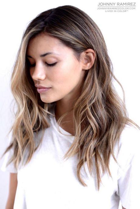 Haarschnitte für mittellanges bis langes Haar – Frisuren 2019