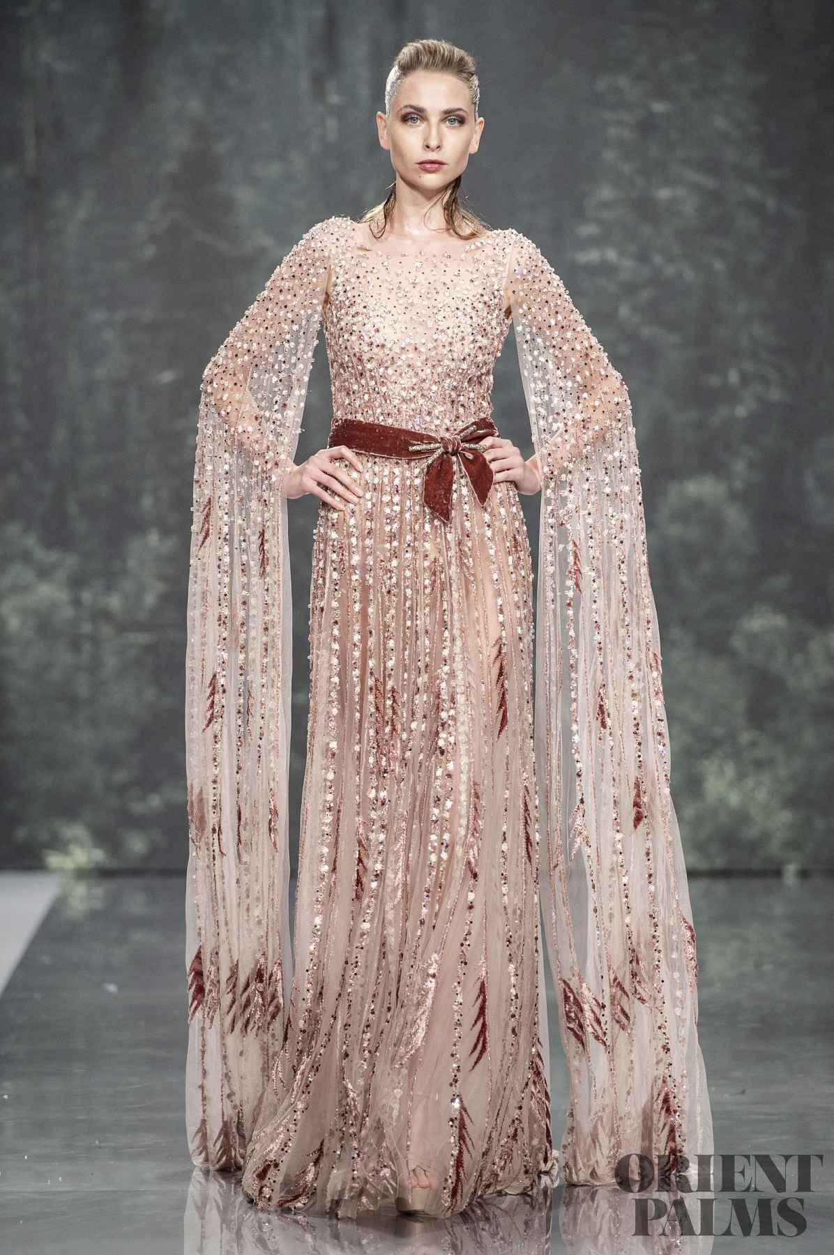 01ff15d912a Ziad Nakad Fall-winter 2018-2019 - Couture in 2019