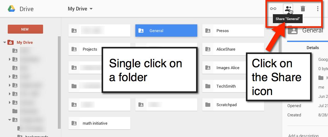 New Google Drive 4 Easy Steps For Sharing A Folder Call Of Duty World Google Drive Teacher Tech
