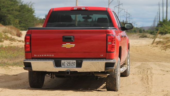 Video Review 2014 Chevrolet Silverado Z71 Off Road Chevrolet