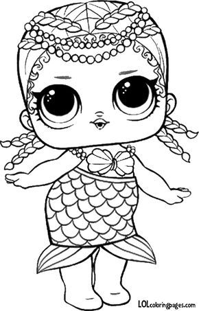 Pin by Justine Wayne on stitchspiration | Lol dolls, Coloring pages, Lol