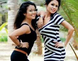 Beautiful Kakkar Sister S Neha Kakkar Celebrities Cute Princess