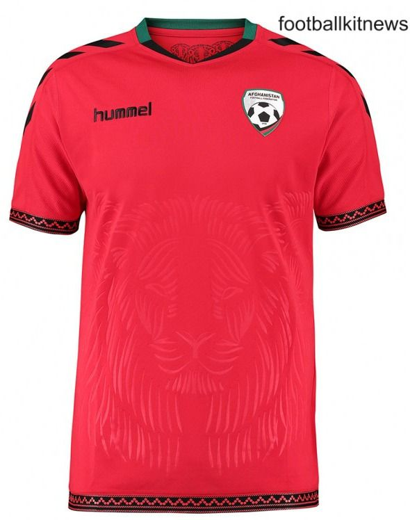 cd9d39a5a3 These are the new Afghanistan football kits