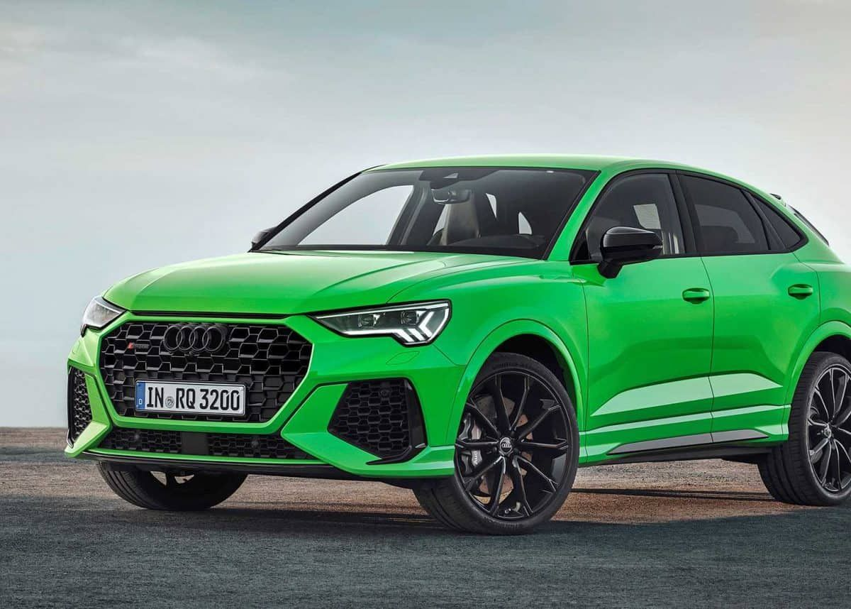 Audi Rsq3 Sportback Has Five Cylinders And 294kw In 2020 Audi Rsq3 Audi Bmw Suv