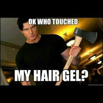 Ghost Adventures: Zak's gel