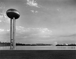 General Motors Campus with Watertower