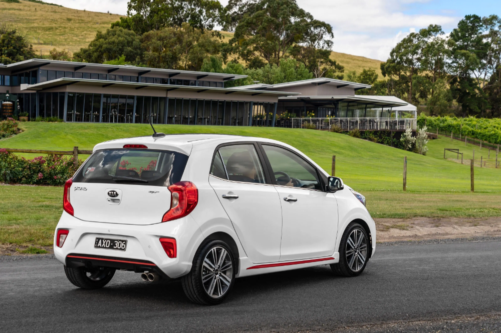 Kia Picanto Gt The Perfect City Car With Images Kia Picanto City Car Picanto
