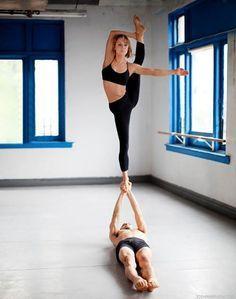 pinangela shurina on yoga inspirations  acro yoga