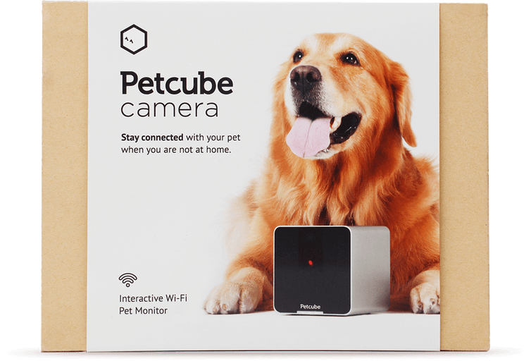 Petcube Camera Is The First Product That Allows Pet Owners To Watch Talk And Play With Their Pets From Their Smartphone No Mat Pet Monitor Pet Camera Petcube