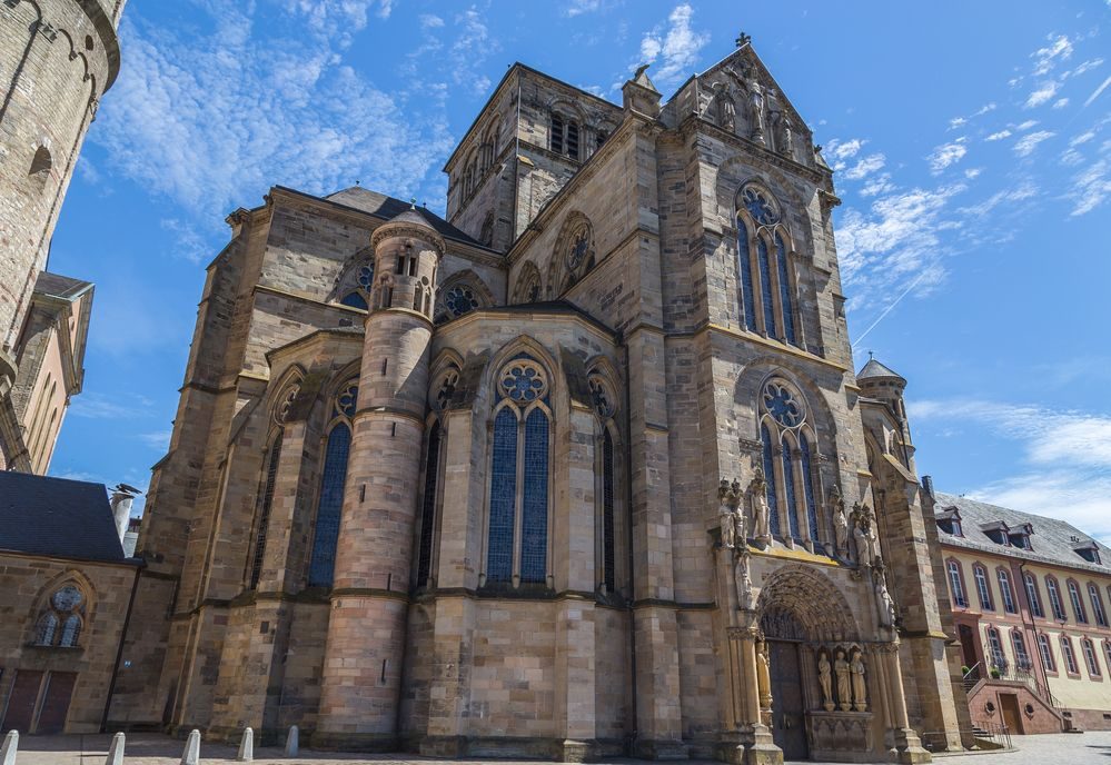 Liebfrauenkirche Trier 1230 1260 Die Erste Gotische Kirche In Deutschland