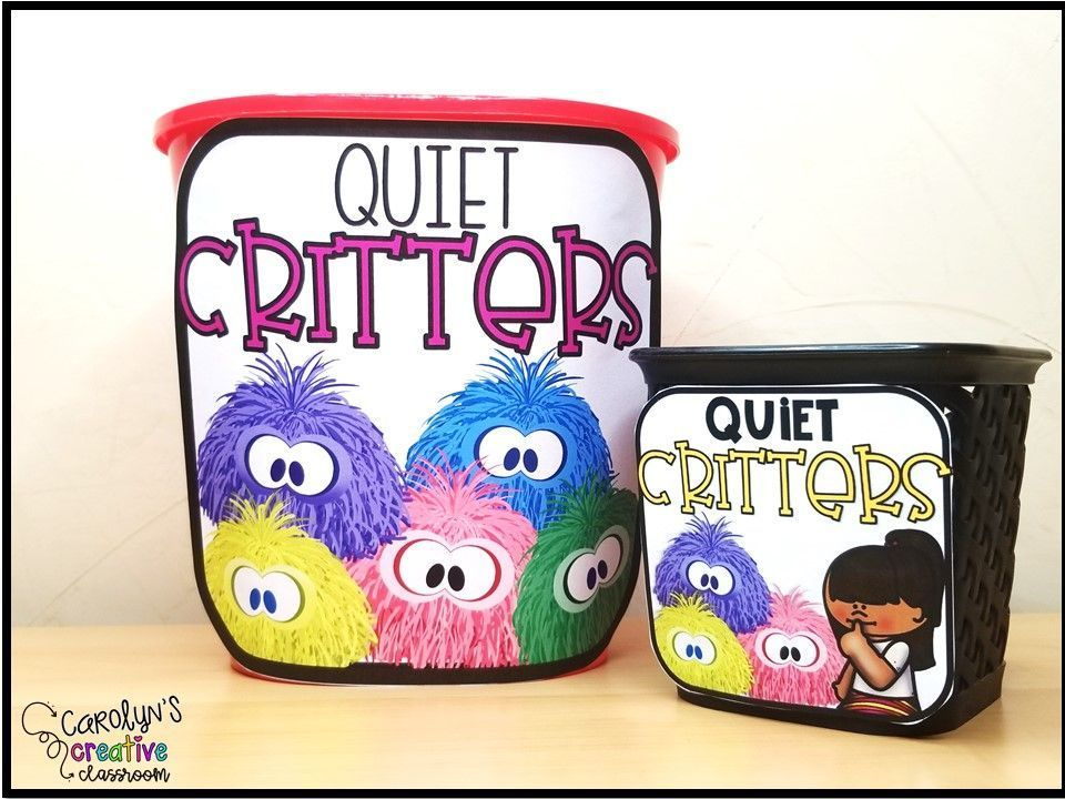 Quiet Critters Labels - Classroom Management Tool for Noise Level #quietcritters Looking for a way to keep students QUIET during independent work, testing, or during Quiet Zone time? This helps with student's staying focused and noise level in the classroom! #quietcritters Quiet Critters Labels - Classroom Management Tool for Noise Level #quietcritters Looking for a way to keep students QUIET during independent work, testing, or during Quiet Zone time? This helps with student's staying focused a #quietcritters