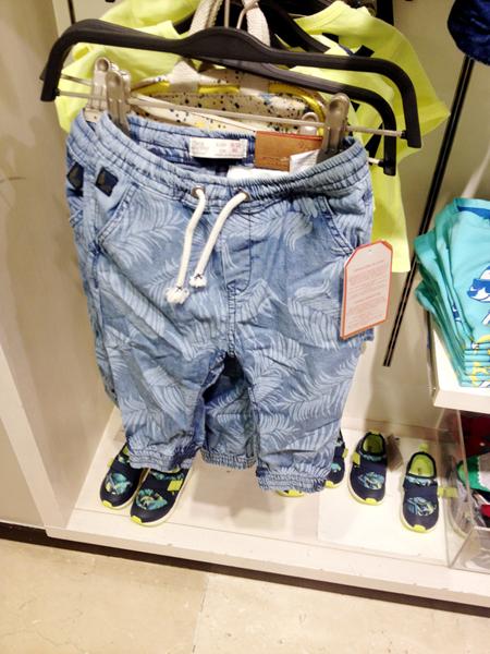 Confirmação de Tendências Verão 2017 - Infantil Masculino - Zara
