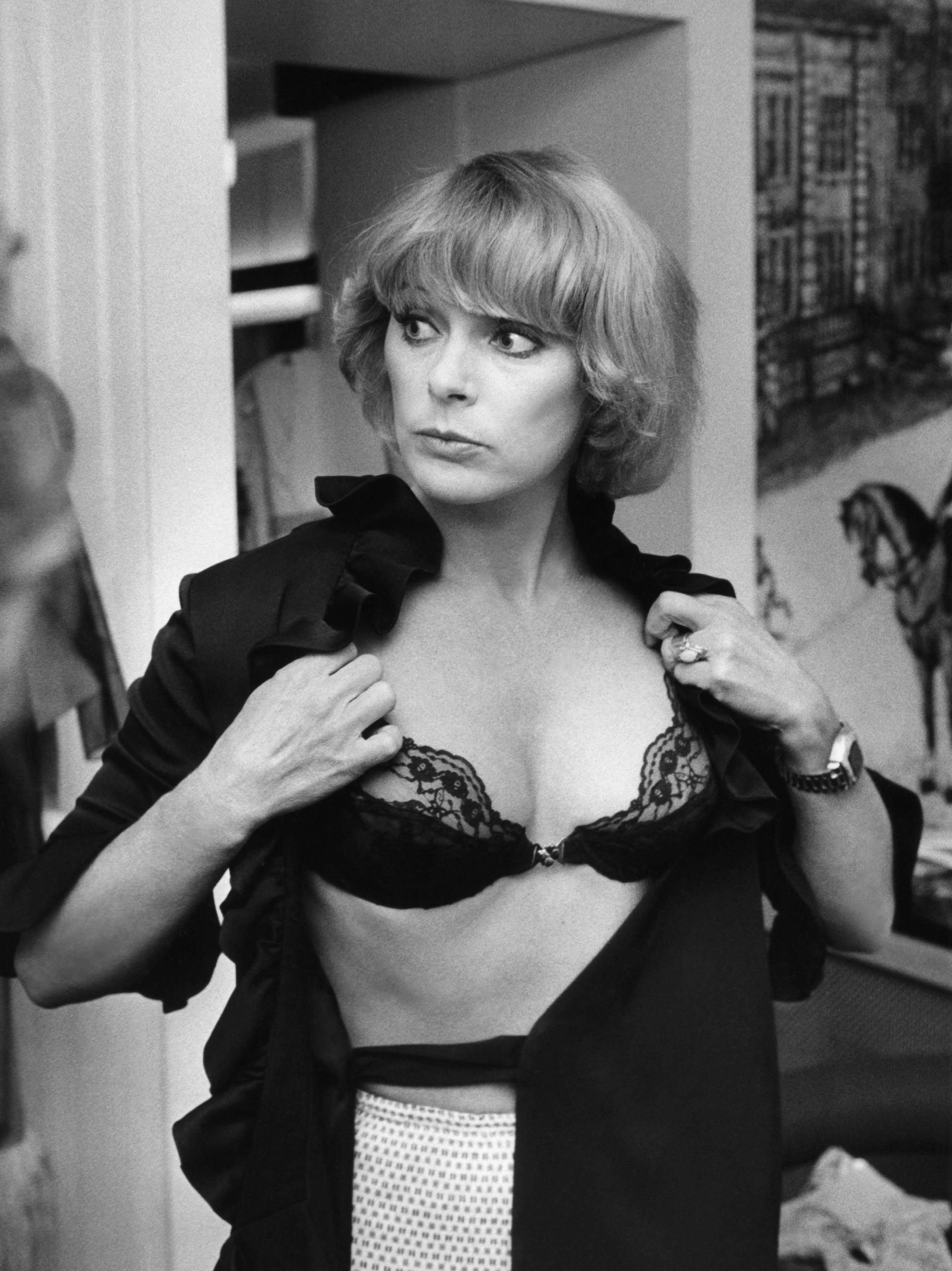 Elke Sommer Nude Photos 75