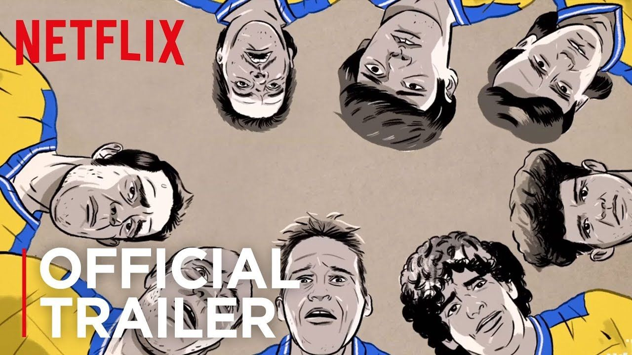 Losers Official Trailer [HD] Netflix YouTube