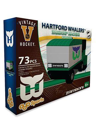 OYO Sports | Hartford Whalers™ Zamboni® ice resurfacing machine