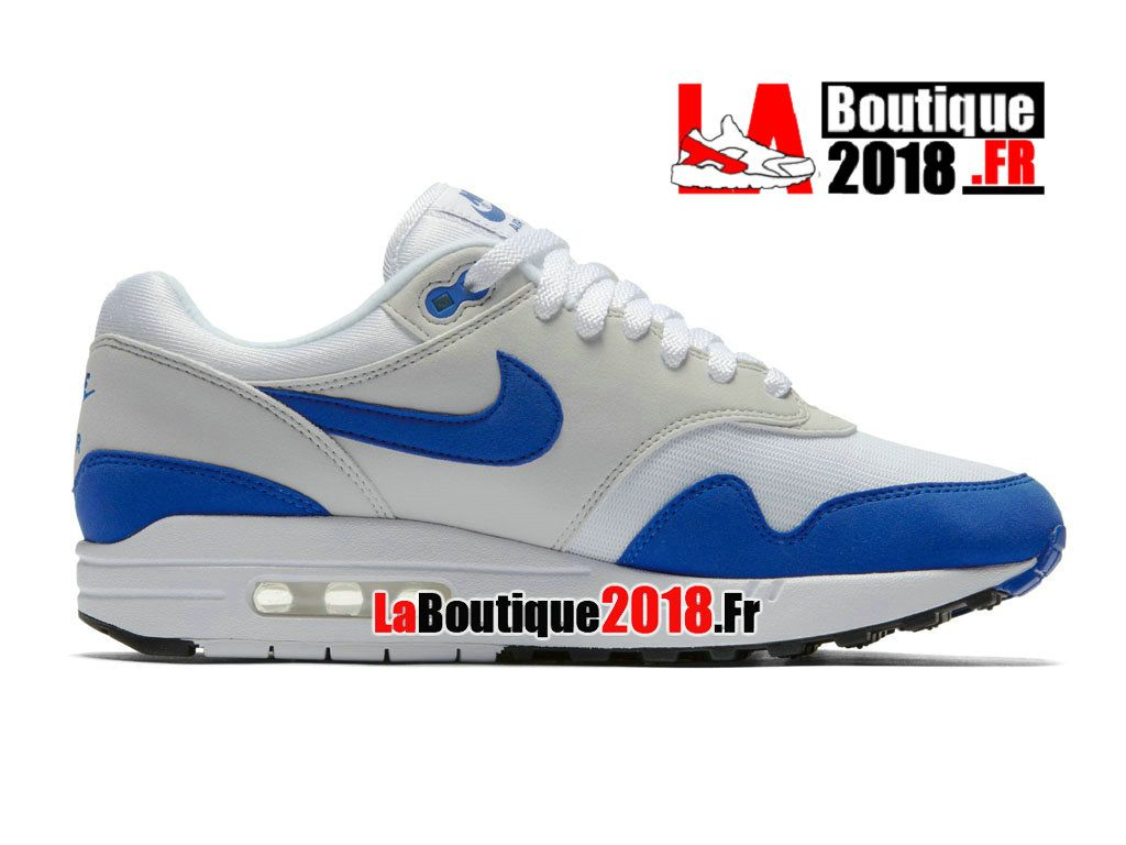 special sales san francisco new release Nike Air Max 1 Anniversary Royal Release Date 908375-101 Chaussure ...