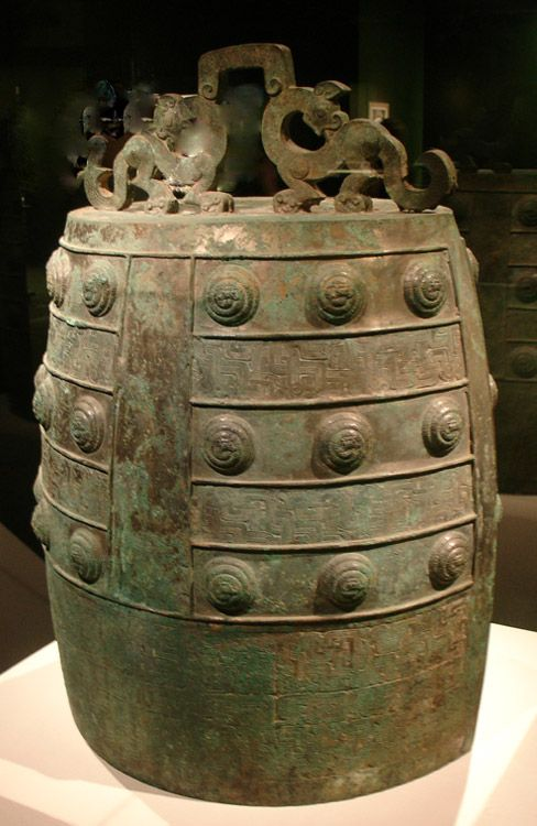 Bronze Bell Xia Dynasty Chinese Antiques In 2018 Pinterest