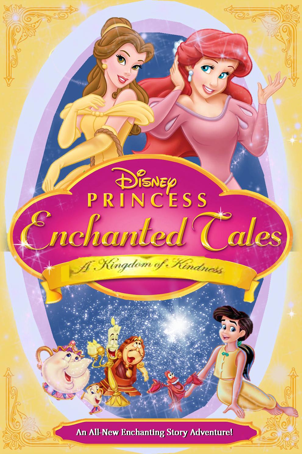 Disney Princess Enchanted Tales A Kingdom of Kindness