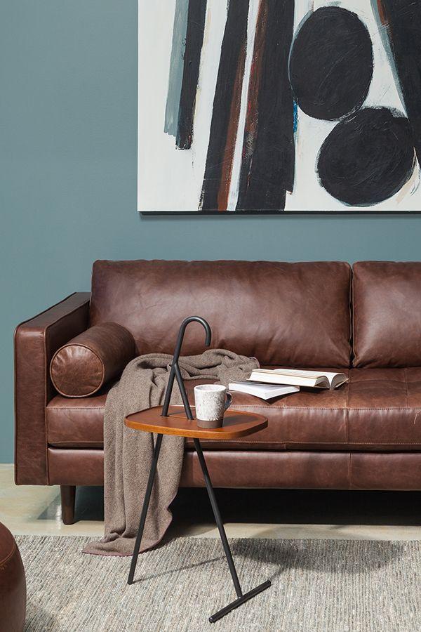Sven Charme Chocolat Sofa In 2019 Brown Leather