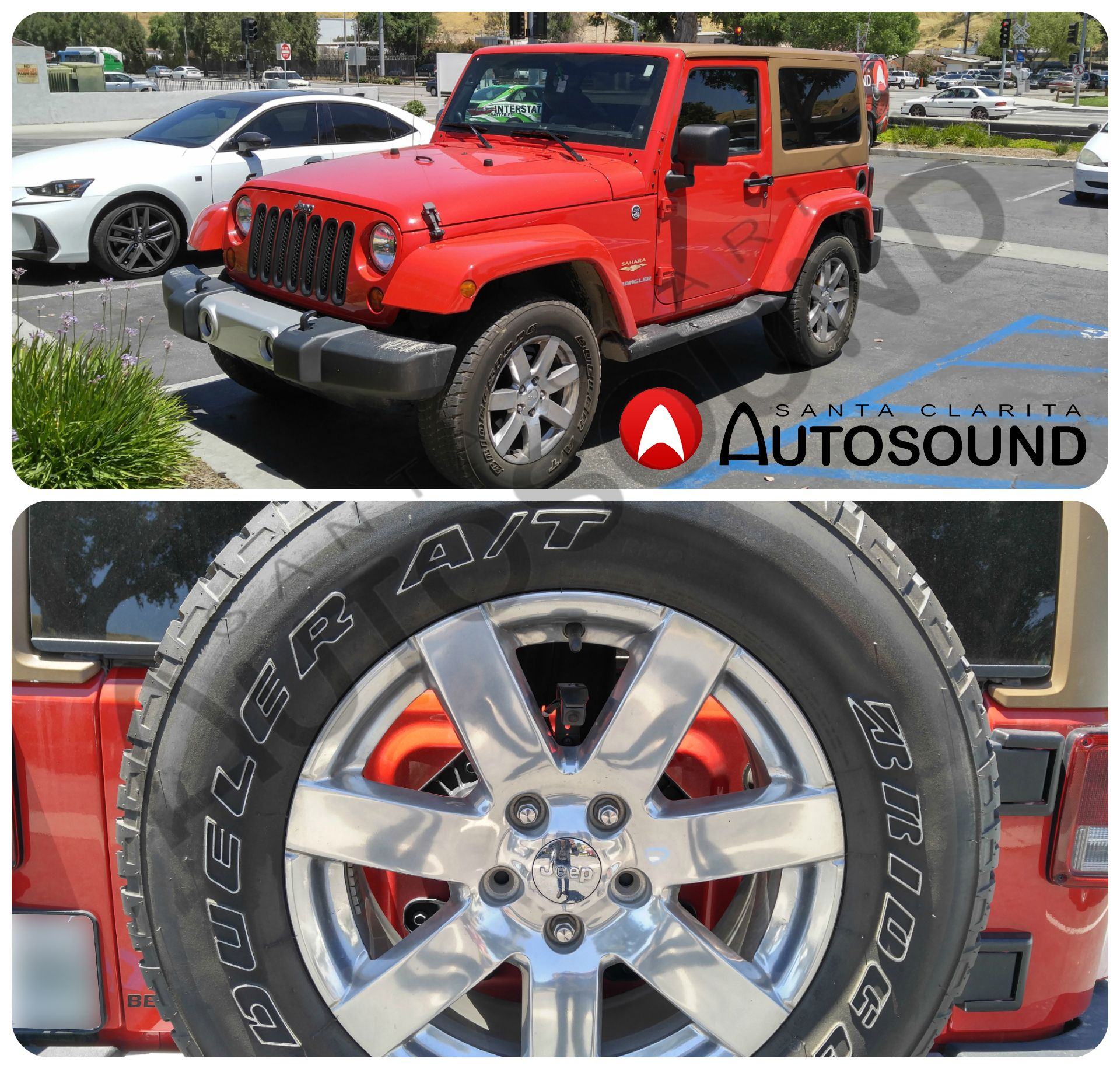 Home Cool Jeeps In Santa Clarita Jeep Wrangler Sahara Backup Camera Wiring Instructions Installation On A We Have Wide Selection Of Cameras With Different Features Contact Us At 661 286 1100