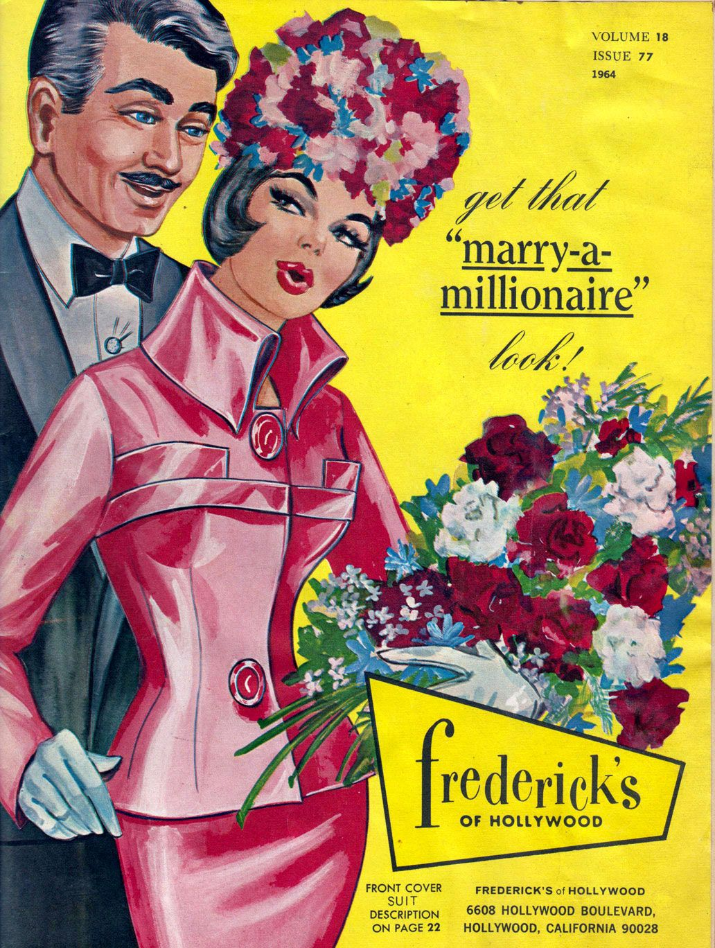 Vintage clothes fashion ads of the 1940s page 22 - Omg So Loving More Of These Vintage Frederick S Of Hollywood Ads