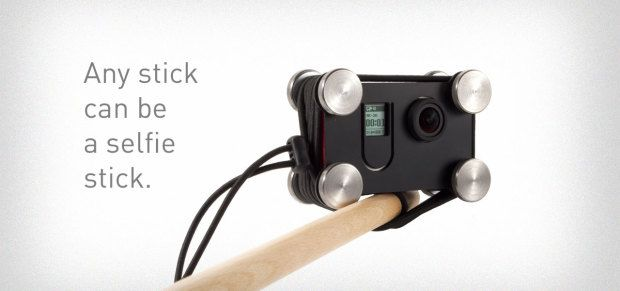 PARACAGE: GoPro On A Tripod In Your Pocket | Indiegogo