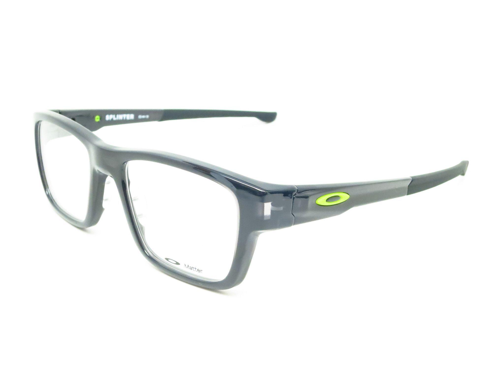 b940d8419b Oakley Splinter OX8077-0452 Black Ink   Retina Burn Eyeglasses Oakley  Glasses Frames